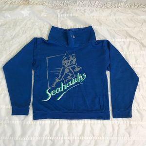 **RARE** 1980's Seattle Seahawks Sweatshirt
